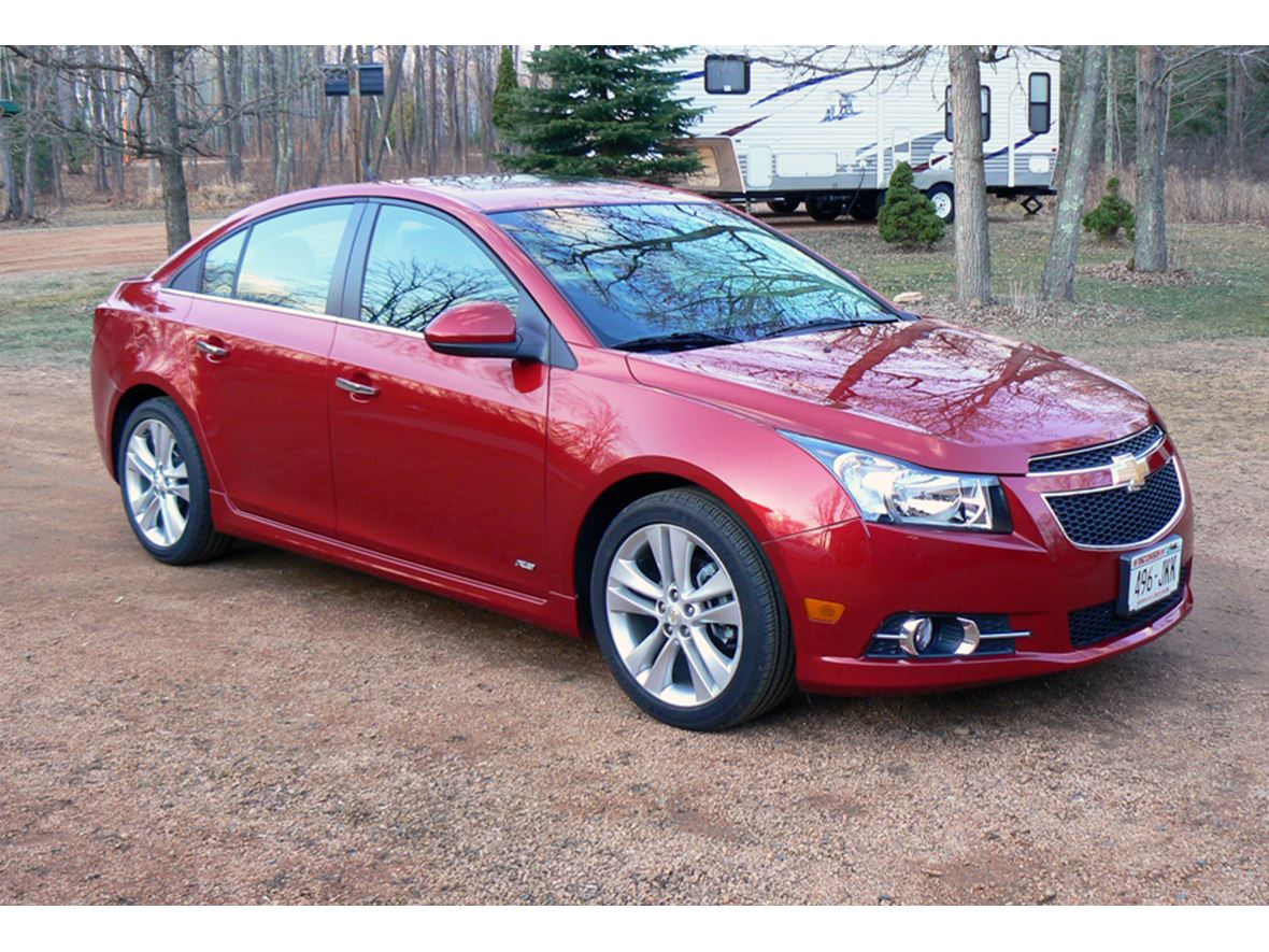 2011 Chevrolet Cruze for Sale by Owner in Pittsville, WI 54466