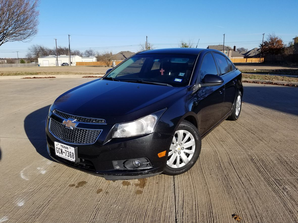 2011 Chevrolet Cruze for Sale by Owner in Fort Worth, TX 76179