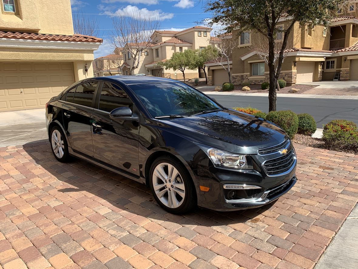 2015 Chevrolet Cruze for Sale by Owner in Henderson, NV 89002