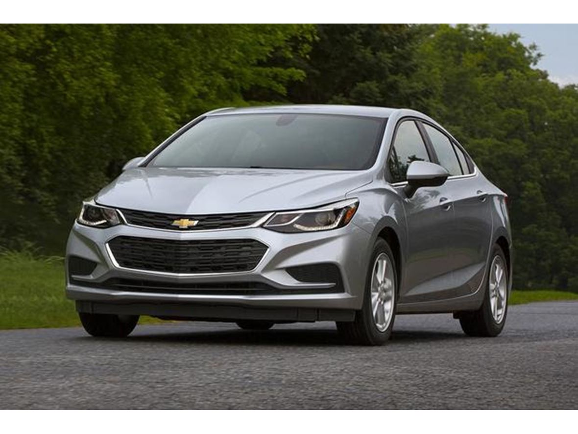2018 Chevrolet Cruze for Sale by Owner in East Bend, NC 27018