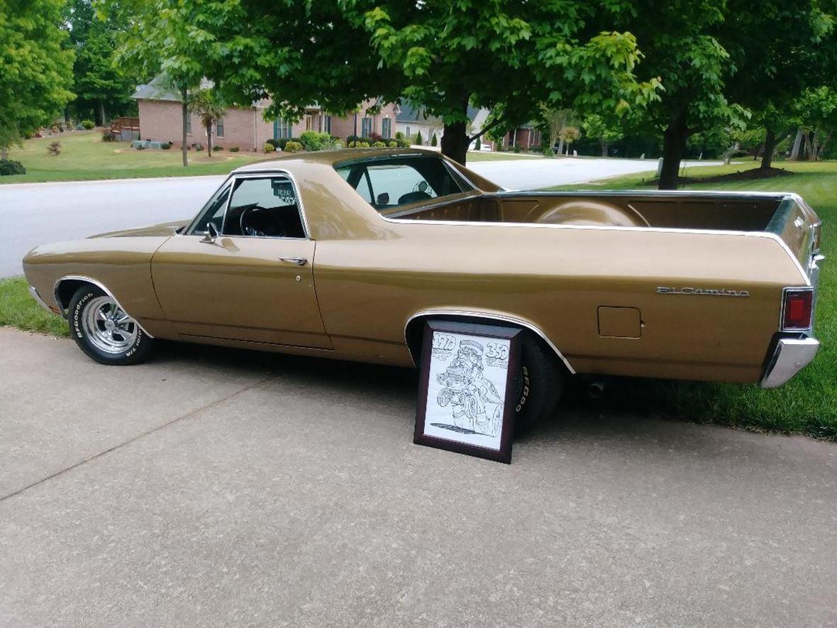 Used Cars Rock Hill Sc >> 1970 Chevrolet El Camino - Antique Car - Rock Hill, SC 29732