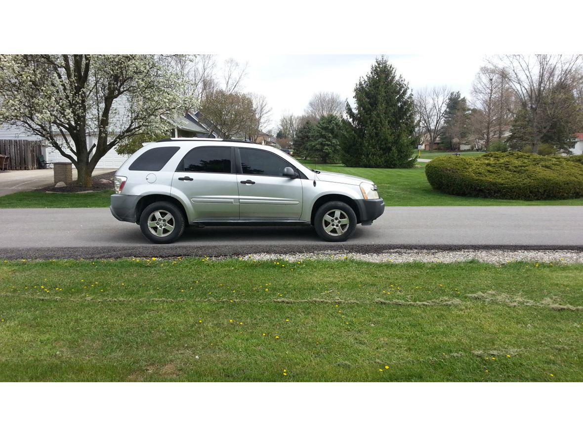 2005 chevrolet equinox sale by owner in pickerington oh 43147. Black Bedroom Furniture Sets. Home Design Ideas
