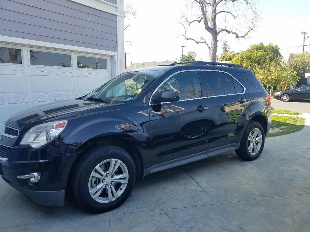 2012 Chevrolet Equinox for sale by owner in Van Nuys