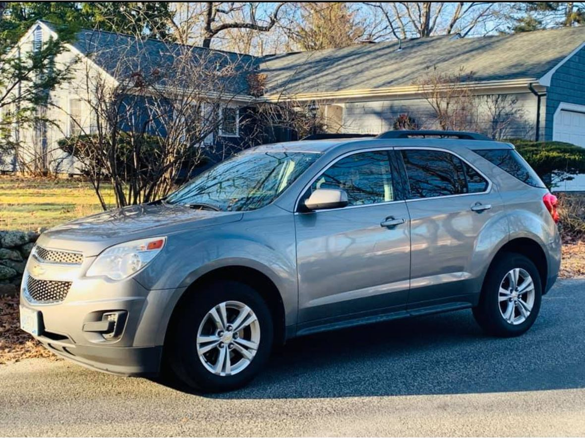 2012 Chevrolet Equinox for sale by owner in Woonsocket