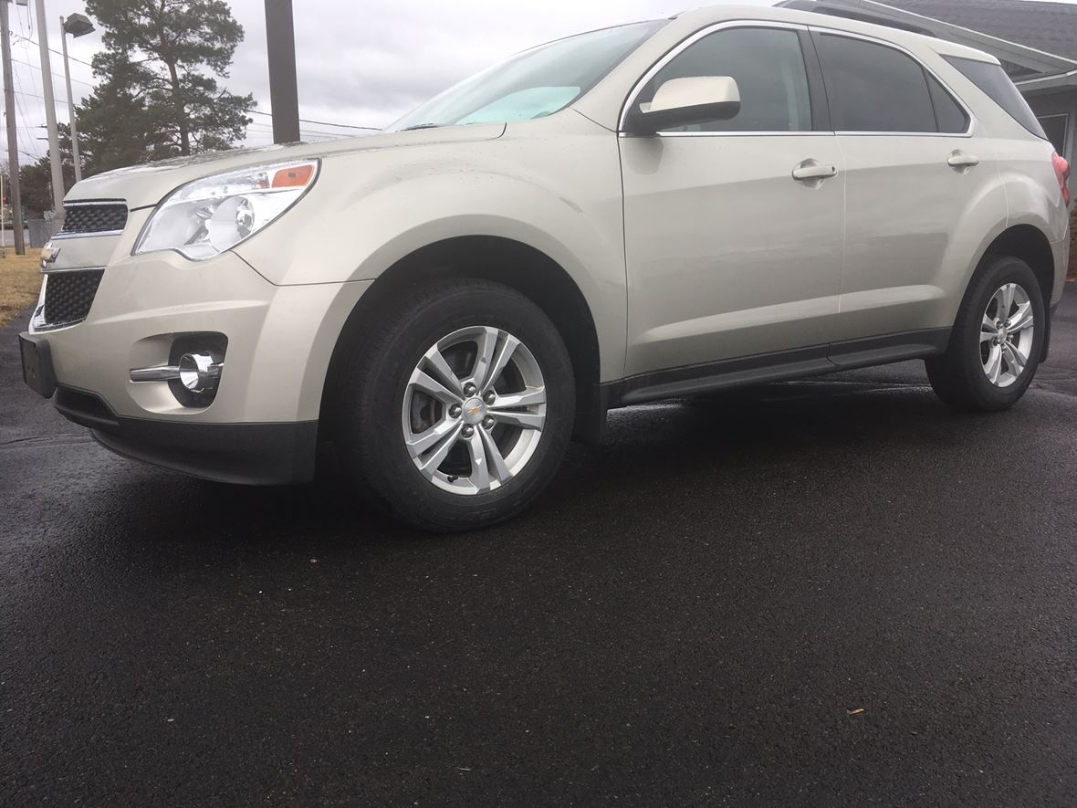2015 Chevrolet Equinox for sale by owner in Vestal