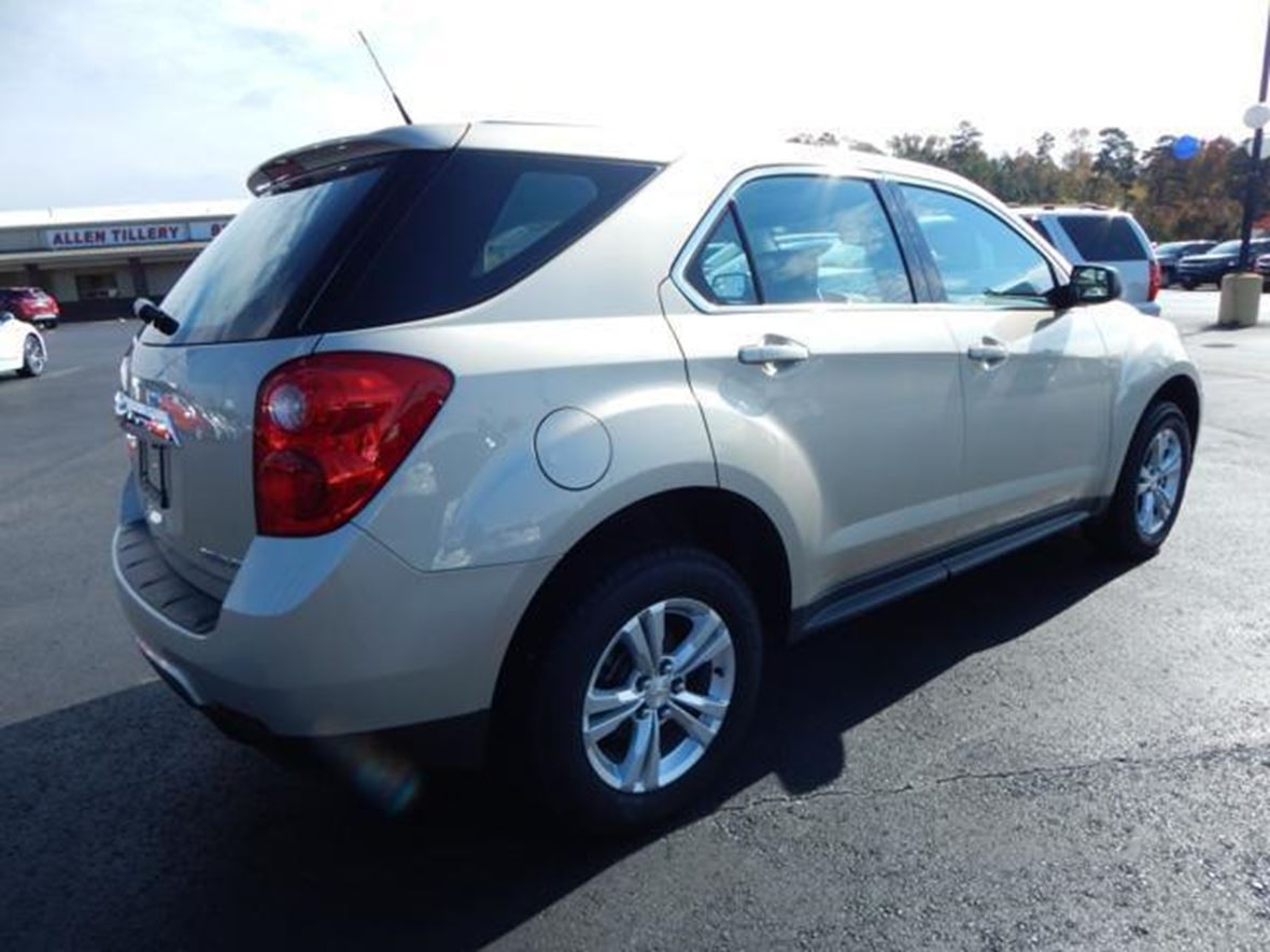 2015 Chevrolet Equinox for sale by owner in Hot Springs National Park
