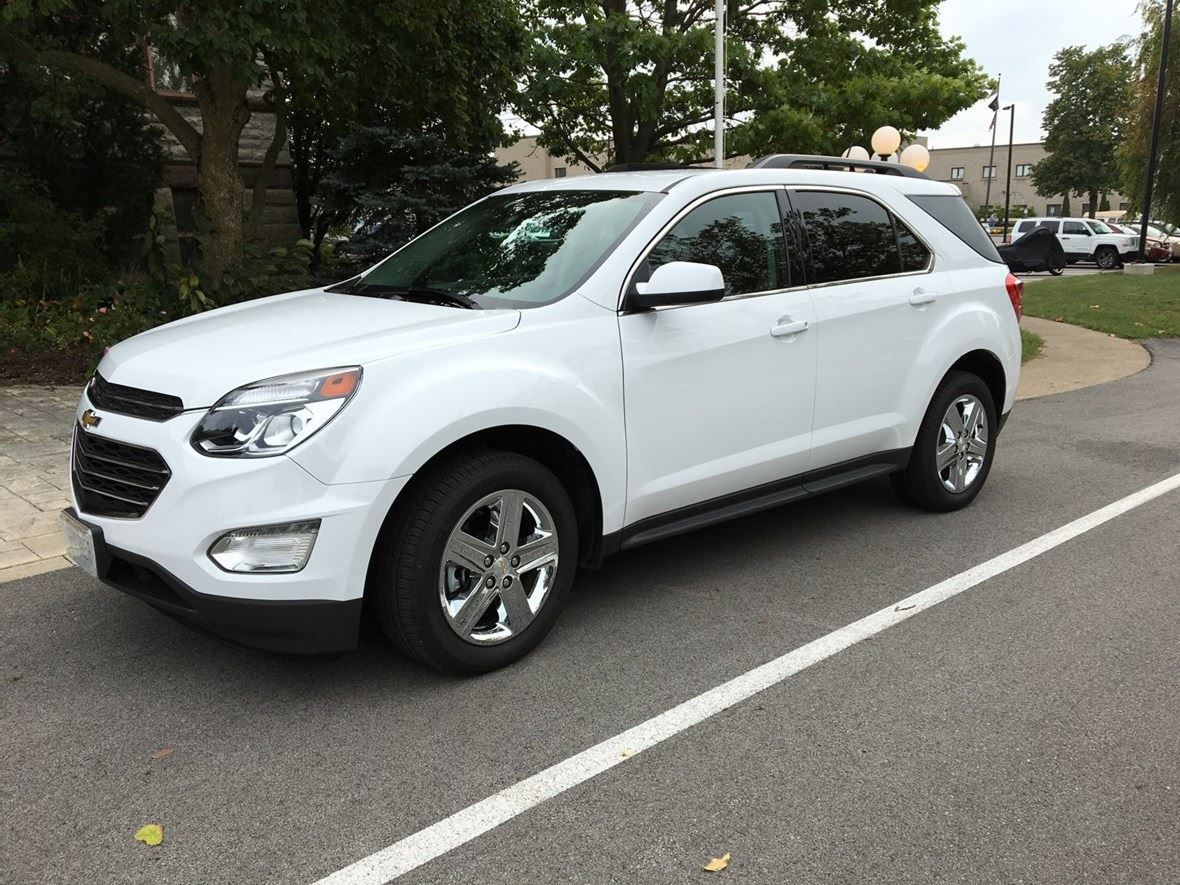 2016 Chevrolet Equinox for sale by owner in Huron
