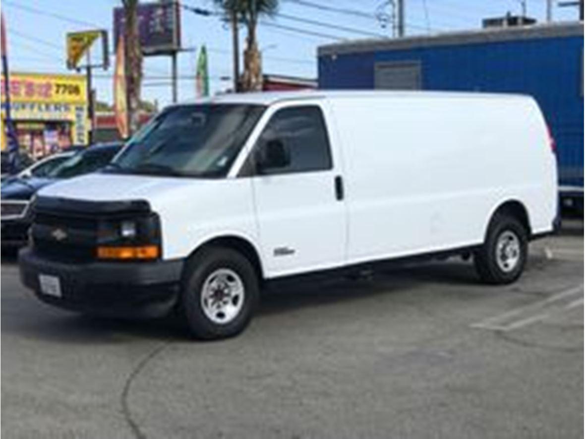 4ef6f2ae6d Chevrolet express cargo for sale owner in van nuys jpg 1180x885 2006 chevy  cargo van