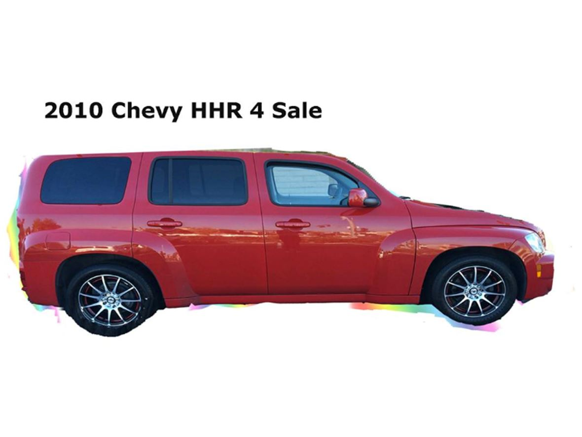 2010 Chevrolet Hhr For Sale By Owner In Pacifica Ca 94044 3 500