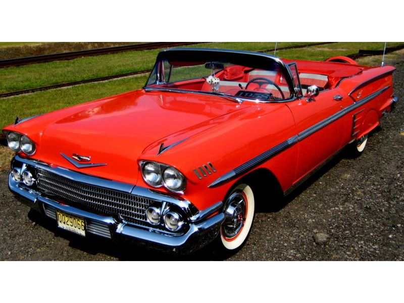 1958 Chevrolet Impala for sale by owner in SUMMIT
