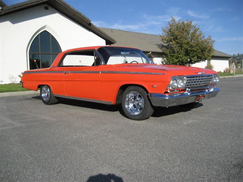 1962 Chevrolet Impala - Antique Car - Spokane, WA 99299