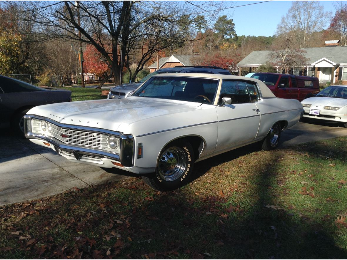 1969 Chevrolet Impala for sale by owner in Raleigh