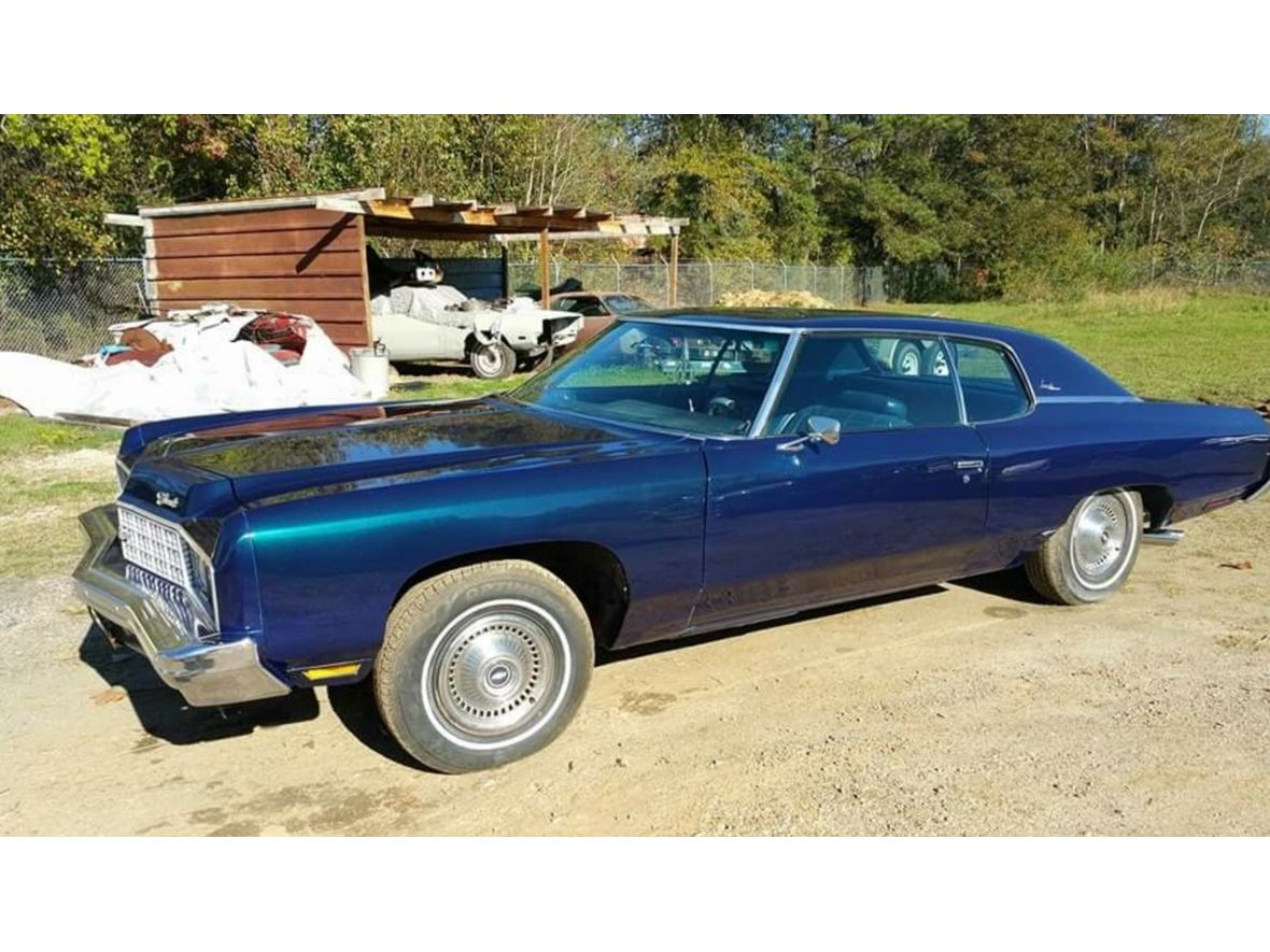 1973 Chevrolet Impala for sale by owner in Minot AFB