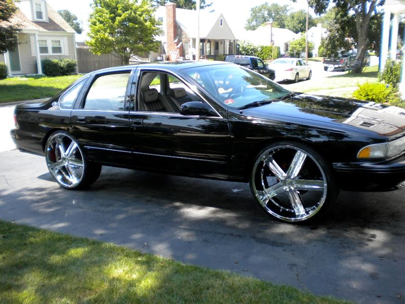 1996 Chevrolet Impala for sale by owner in BIRMINGHAM