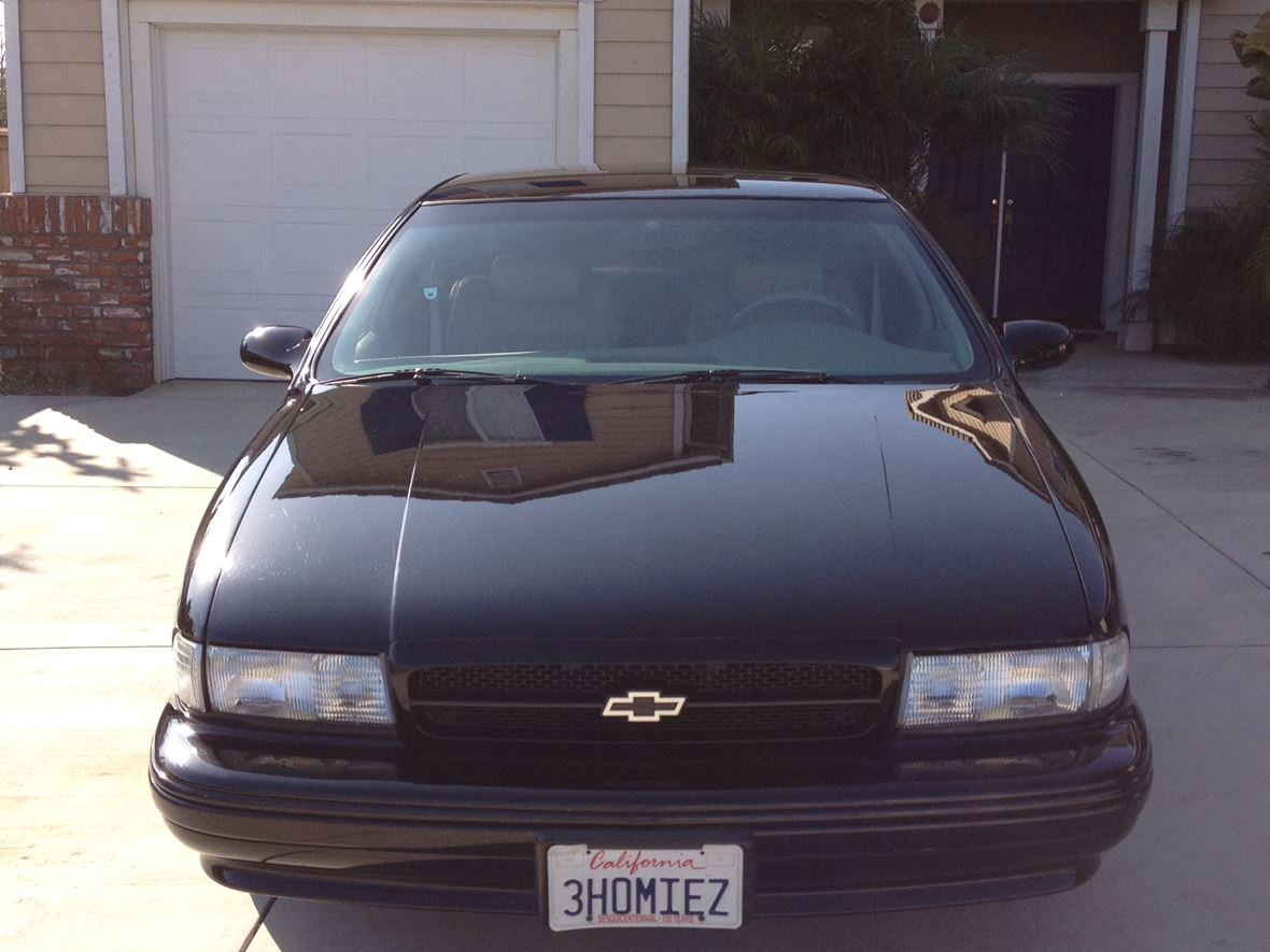 1996 Chevrolet Impala for sale by owner in Oxnard