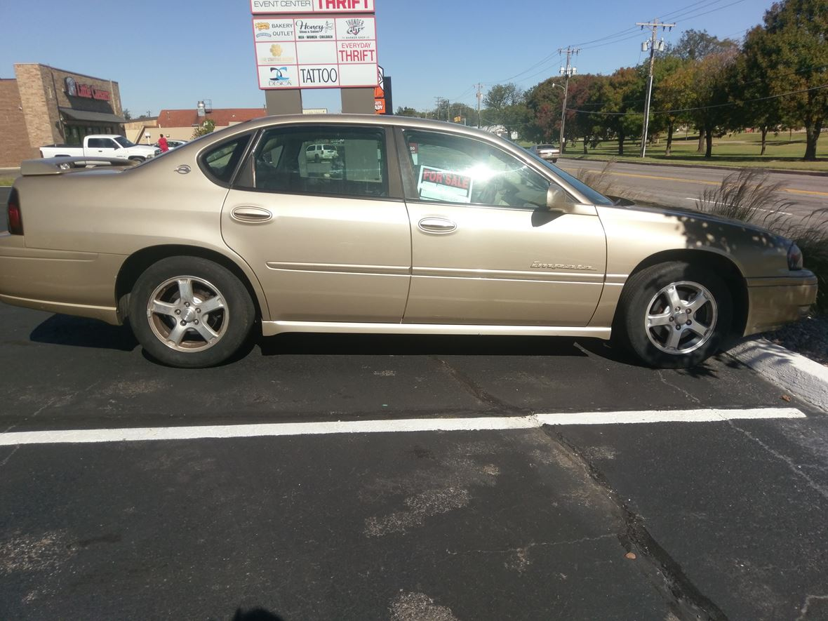 2004 Chevrolet Impala for sale by owner in Oklahoma City