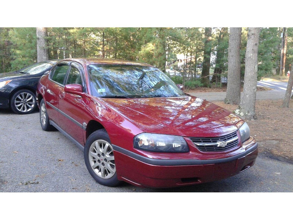 2005 Chevrolet Impala for Sale by Owner in Pembroke, MA 02359