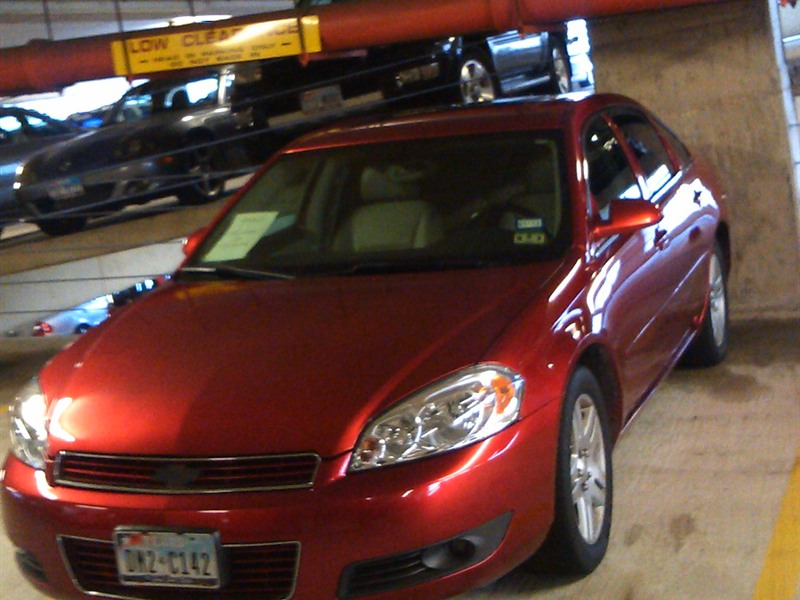 2006 Chevrolet Impala for sale by owner in HOUSTON