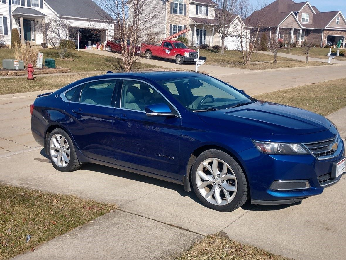 2014 Chevrolet Impala for sale by owner in Chippewa Lake