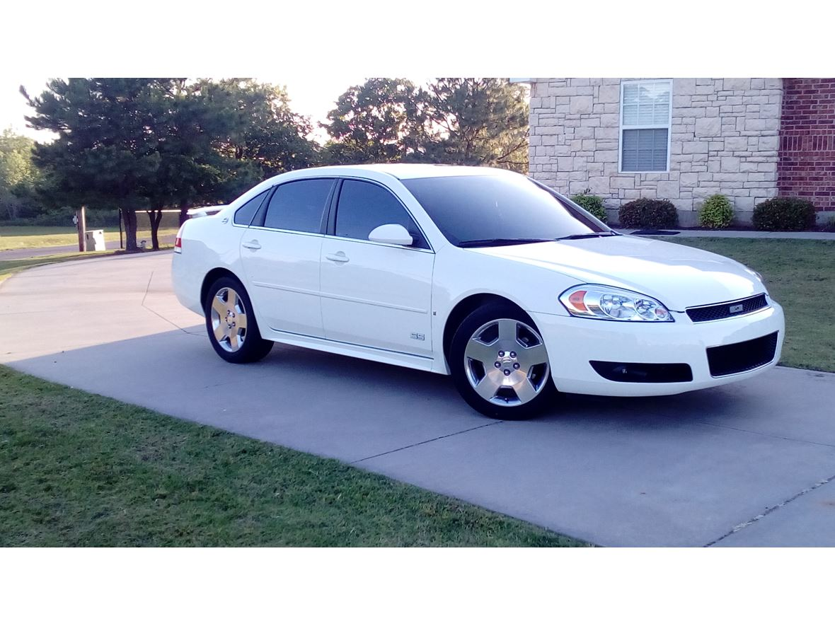 2009 Chevrolet Impala Ss >> 2009 Chevrolet Impala Ss For Sale By Owner In Newalla Ok 74857 11 950