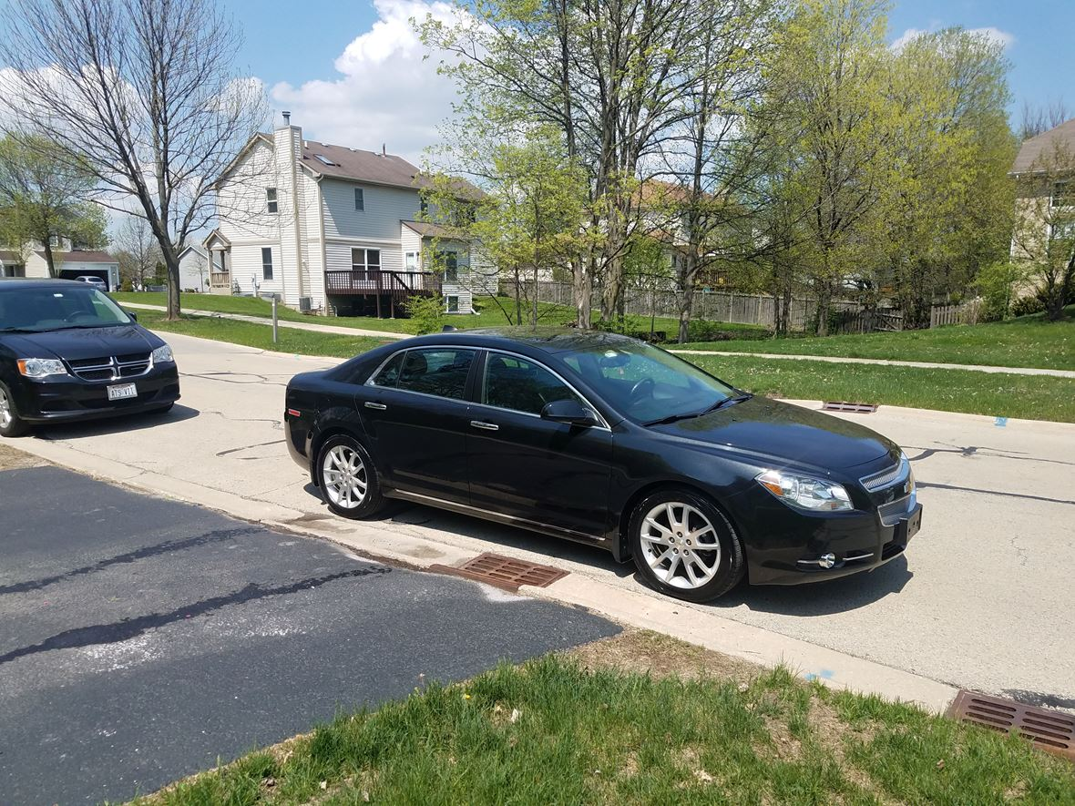 2012 chevrolet malibu for sale by owner in bolingbrook il 60440. Black Bedroom Furniture Sets. Home Design Ideas