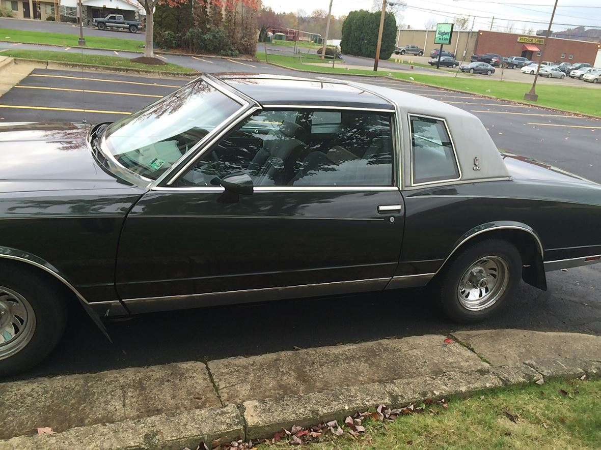 Used Cars Madison Wi >> 1983 Chevrolet Monte Carlo For Sale By Owner In Madison Wi 53794 6 800