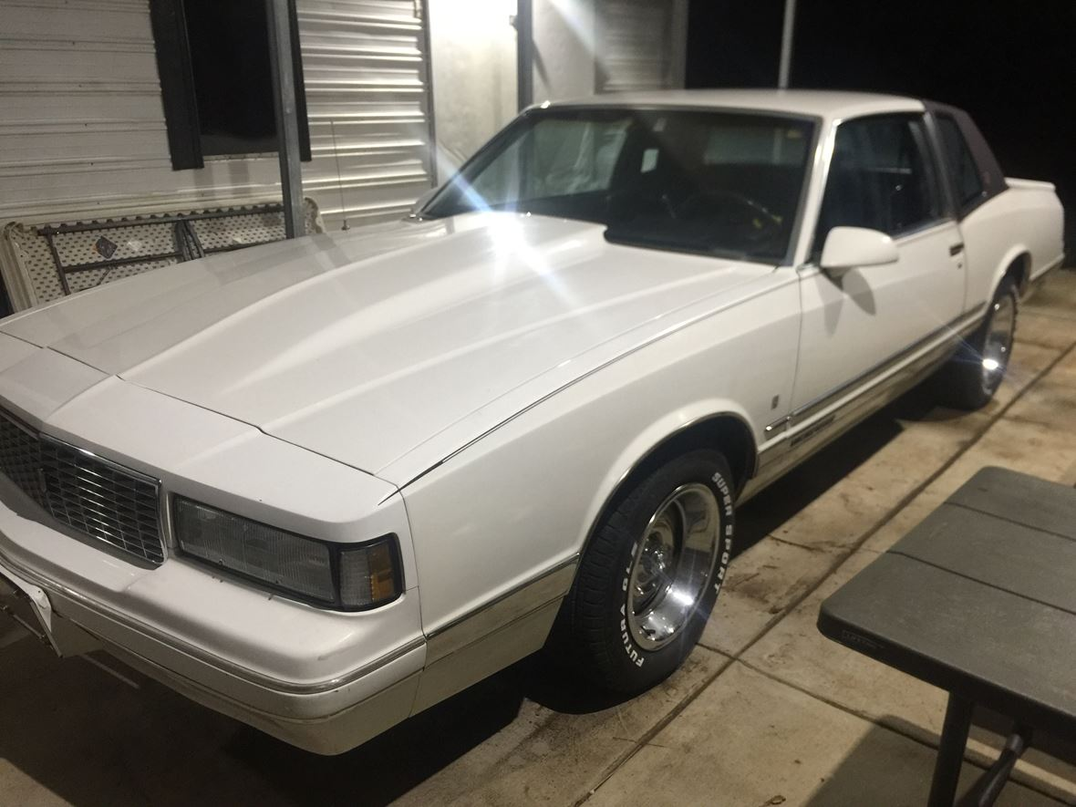 1987 Chevrolet Monte Carlo for sale by owner in Atlanta