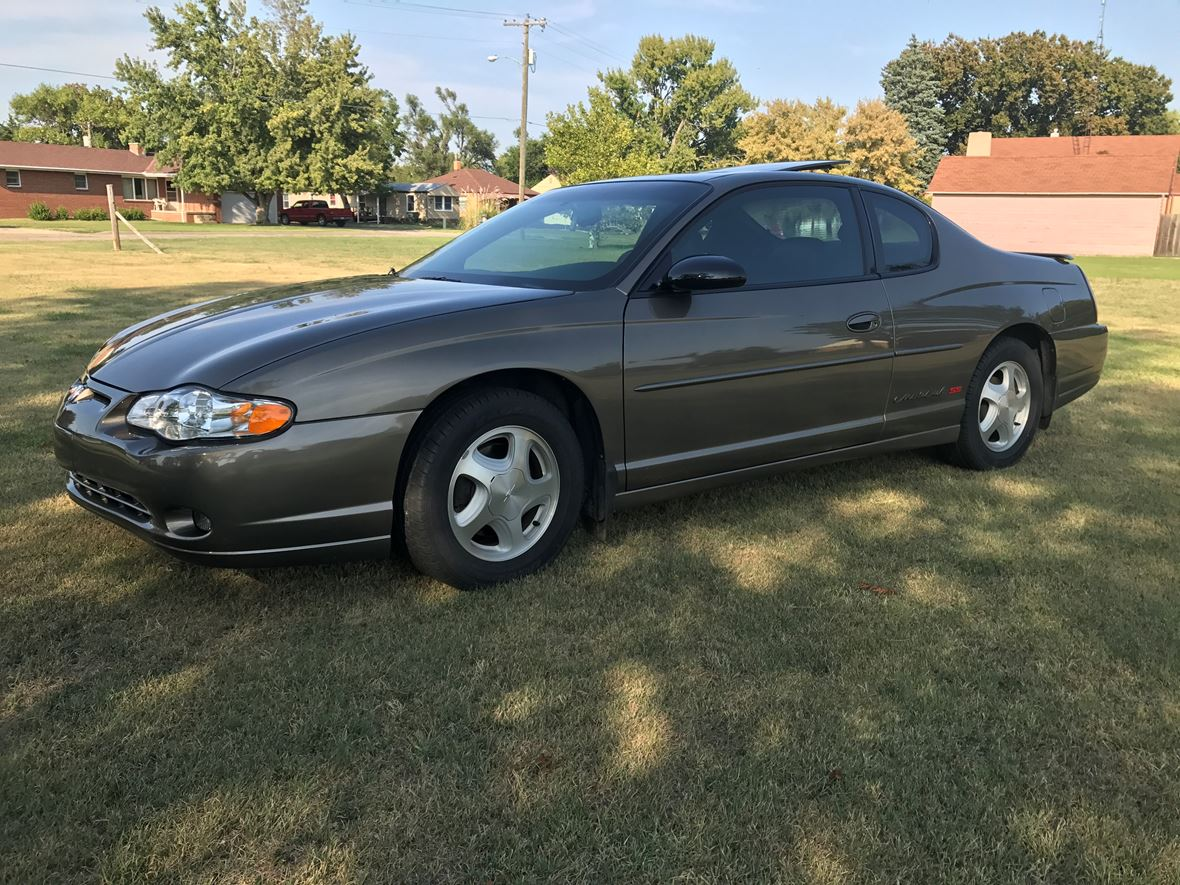 2003 Chevrolet Monte Carlo for sale by owner in Russell