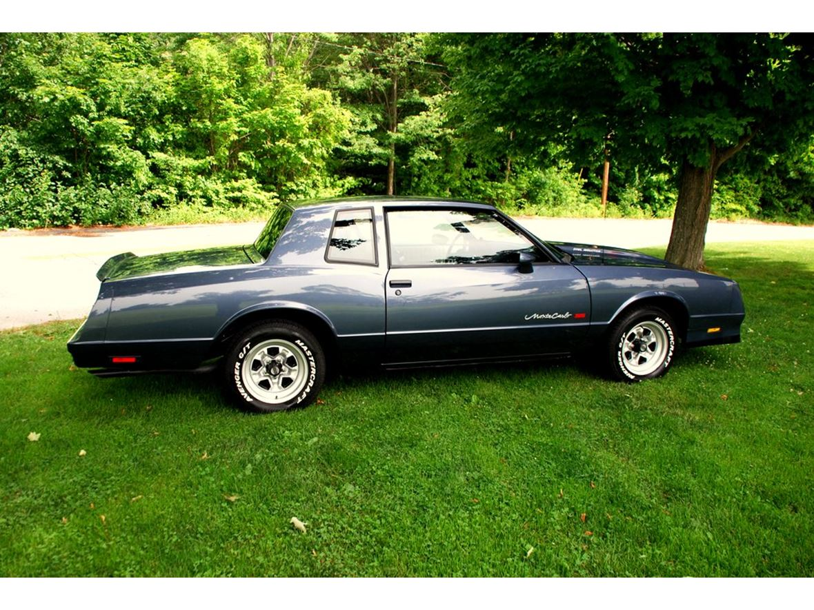 Ss Monte Carlo >> 1984 Chevrolet Monte Carlo Ss For Sale By Owner In Epsom Nh 03234 11 000