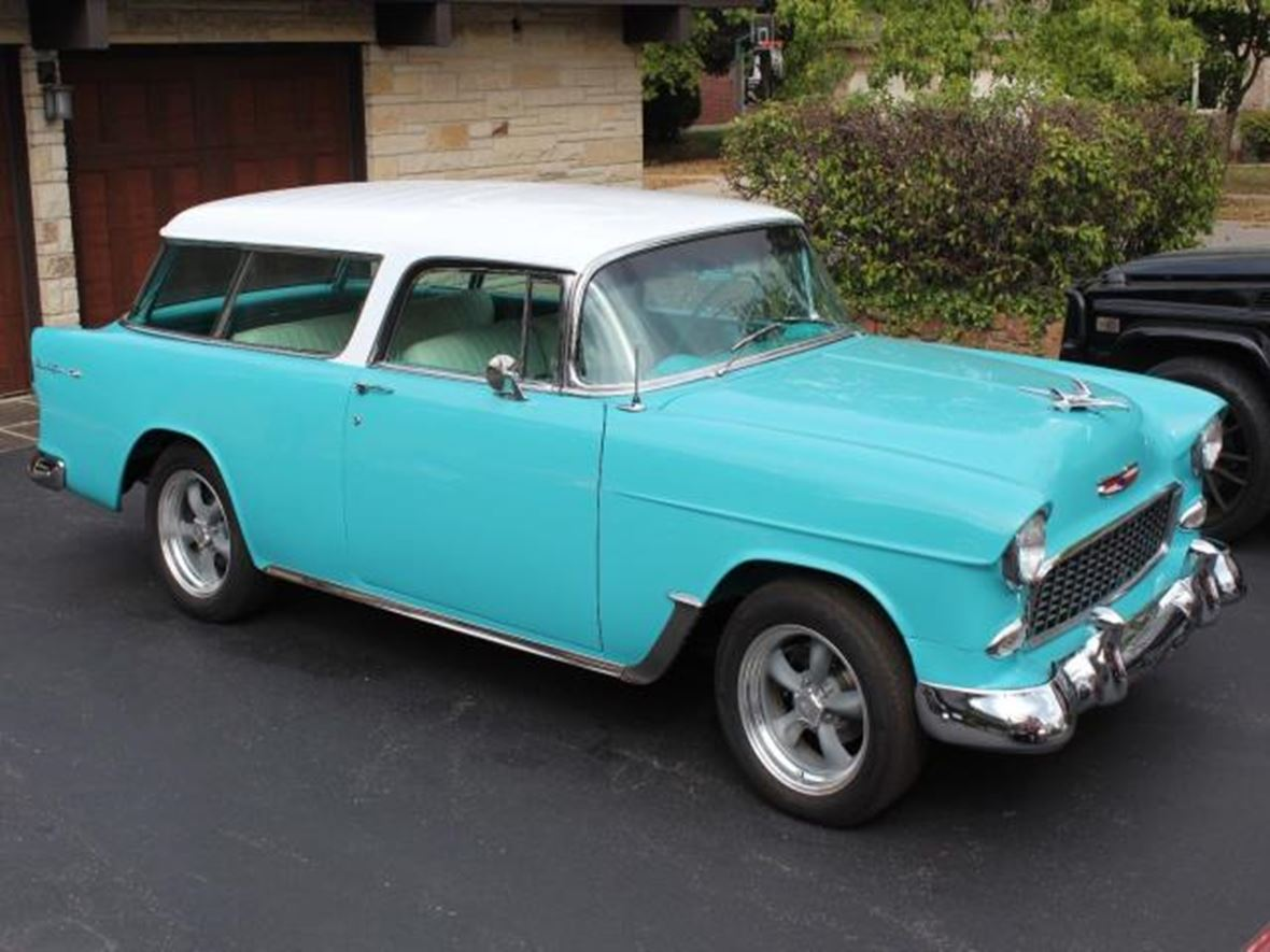 1955 Chevrolet Nomad For Sale By Owner In Chicago Il 60629 24 000
