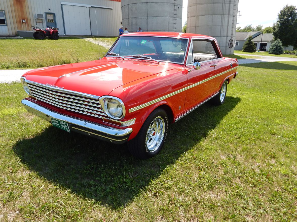 1963 Chevrolet Nova for sale by owner in Swanton