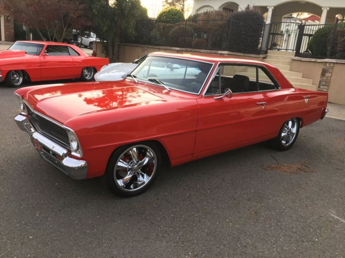 1966 Chevrolet Nova for sale by owner in Mena
