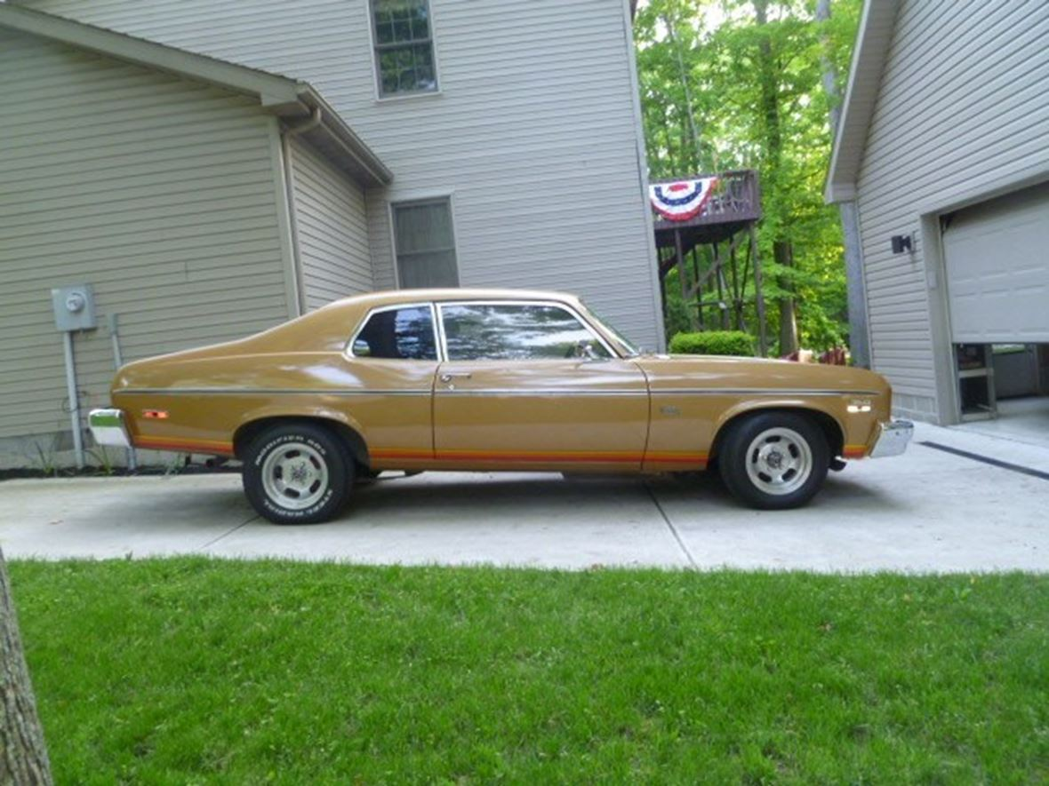 1974 Chevrolet Nova for sale by owner in Erie