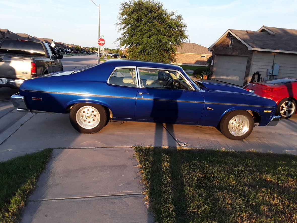 1974 Chevrolet Nova for sale by owner in Cedar Park