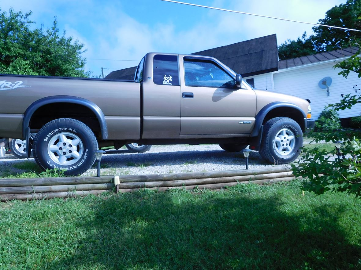 2002 Chevrolet S-10 for sale by owner in Gandeeville