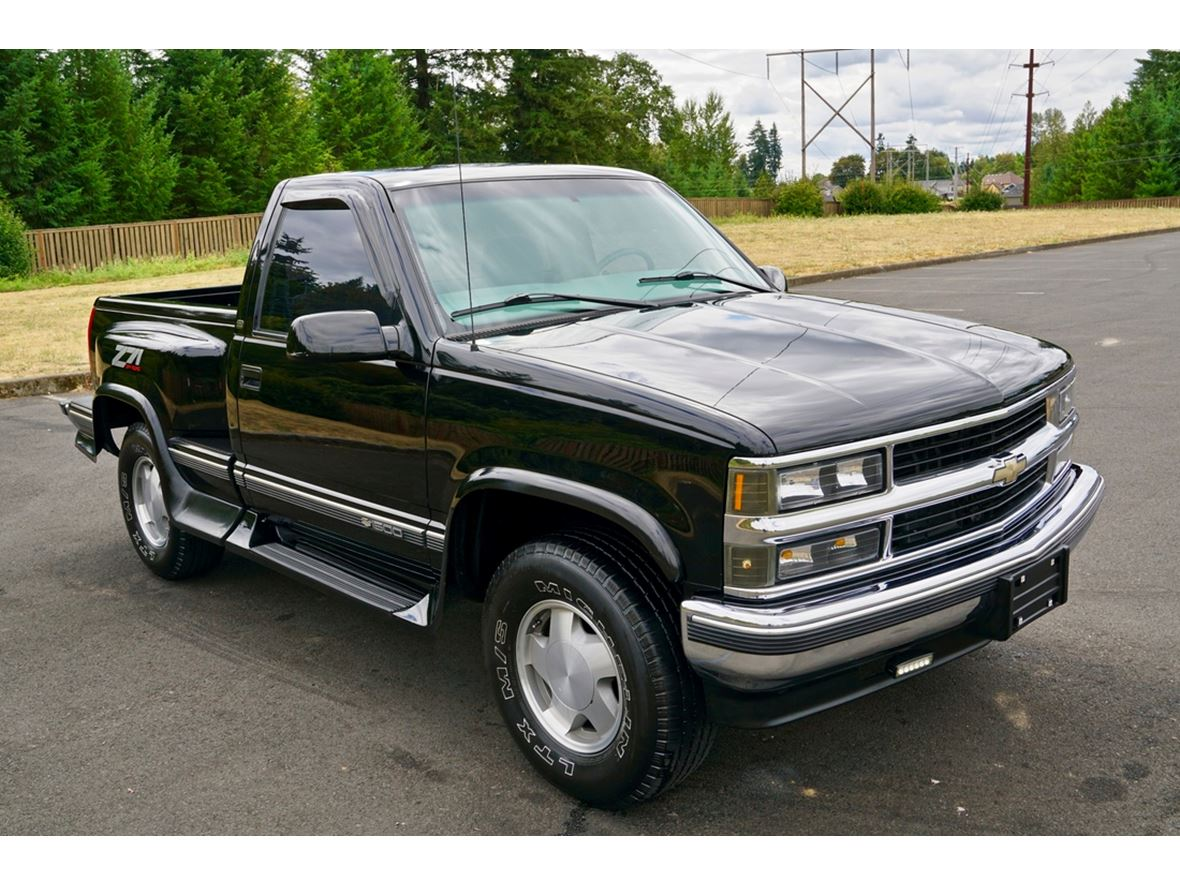 1998 Chevrolet Silverado 1500 for sale by owner in Houston