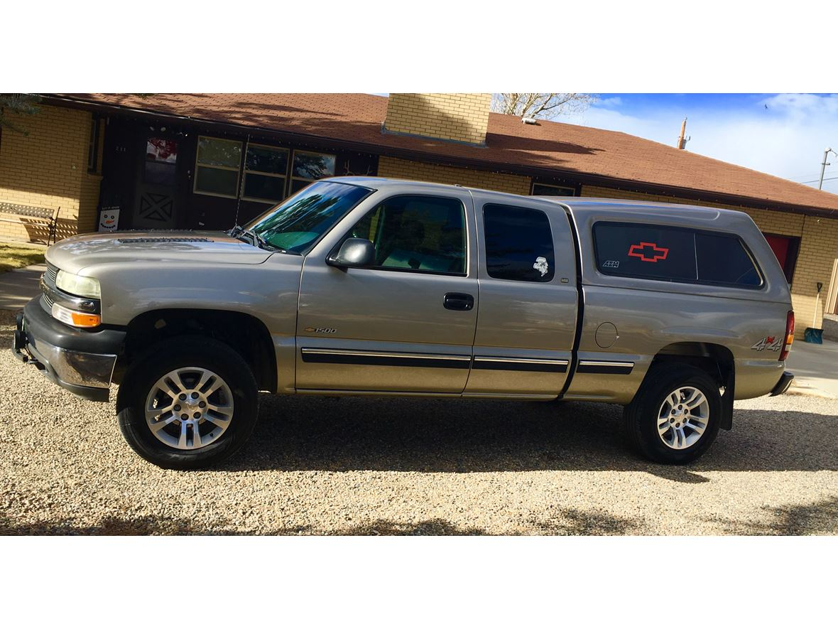 1999 Chevrolet Silverado 1500 for sale by owner in Kremmling