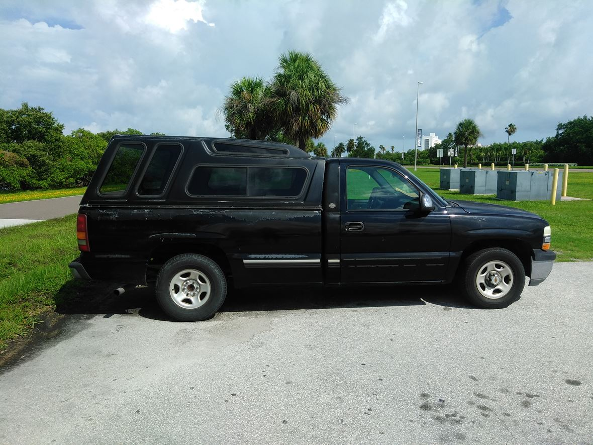 1999 Chevrolet Silverado 1500 for sale by owner in Clearwater Beach