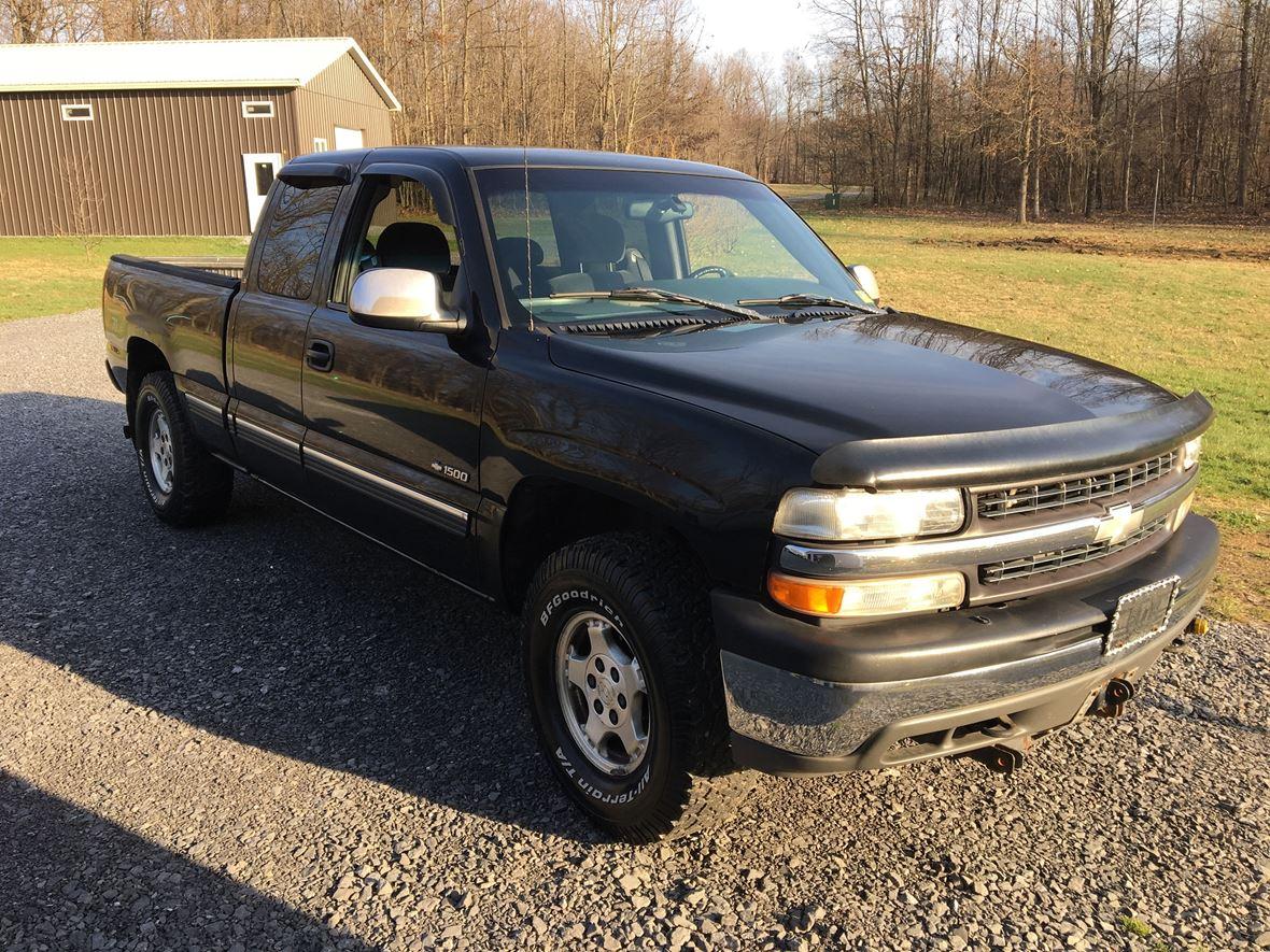 Used Cars Morgantown Wv >> 2000 Chevrolet Silverado 1500 by Owner in Morgantown, WV 26505