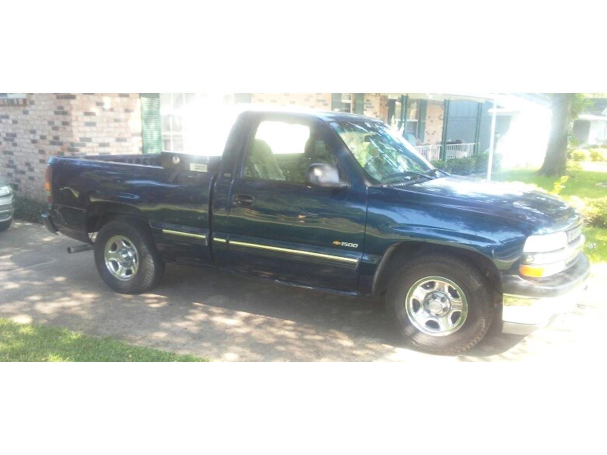 2000 Chevrolet Silverado 1500 Sale By Owner In Dallas Tx 75228