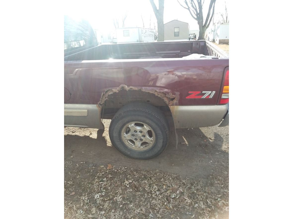2000 Chevrolet Silverado 1500 for sale by owner in Brookings