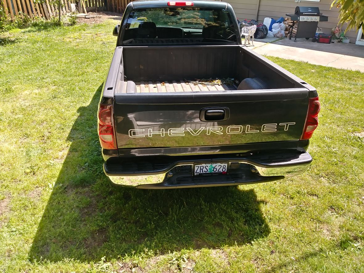 2003 Chevrolet Silverado 1500 for sale by owner in Vancouver