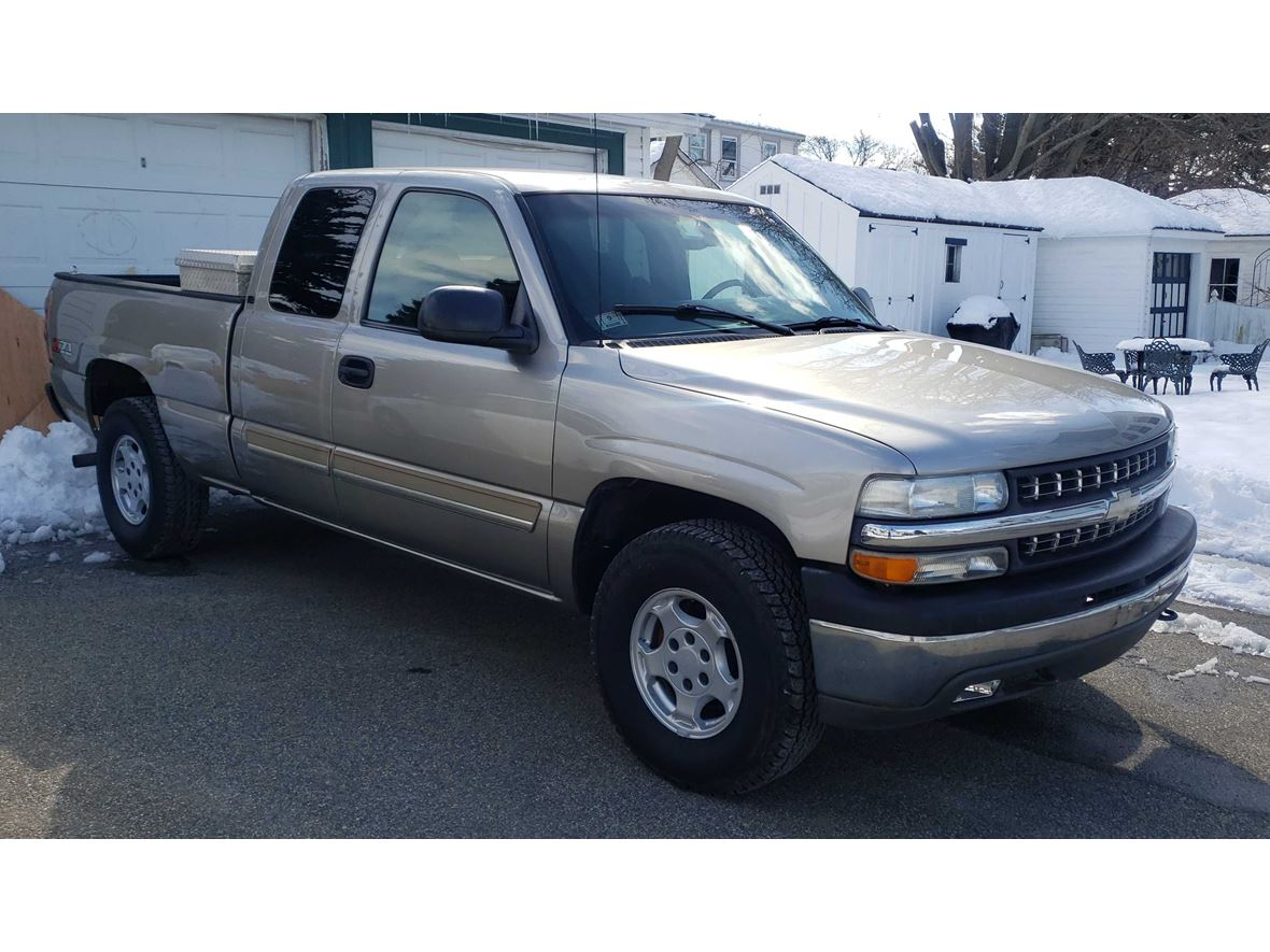 2003 Chevrolet Silverado 1500 for sale by owner in Peabody