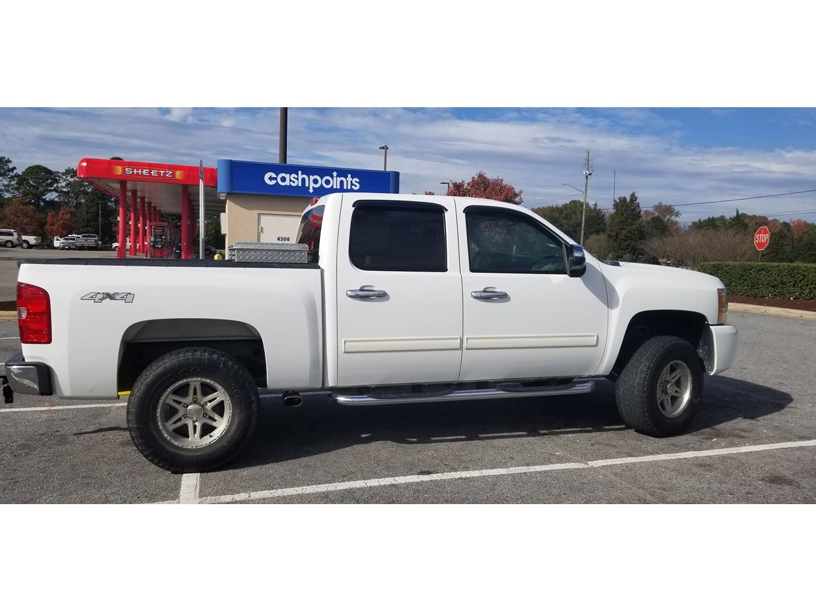 2009 Chevrolet Silverado 1500 for sale by owner in Greenville