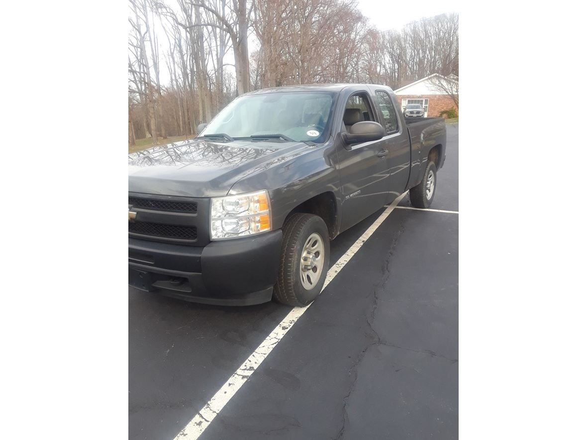2010 Chevrolet Silverado 1500 for sale by owner in Stoneville
