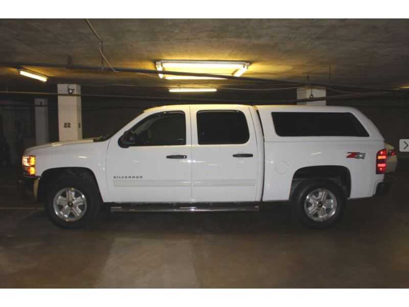2012 Chevrolet Silverado 1500 for sale by owner in ZILLAH