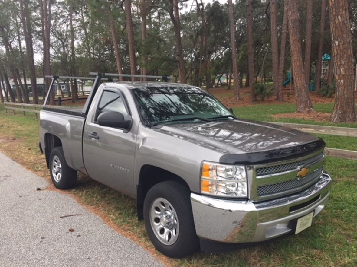 2013 Chevrolet Silverado 1500 for sale by owner in Jacksonville