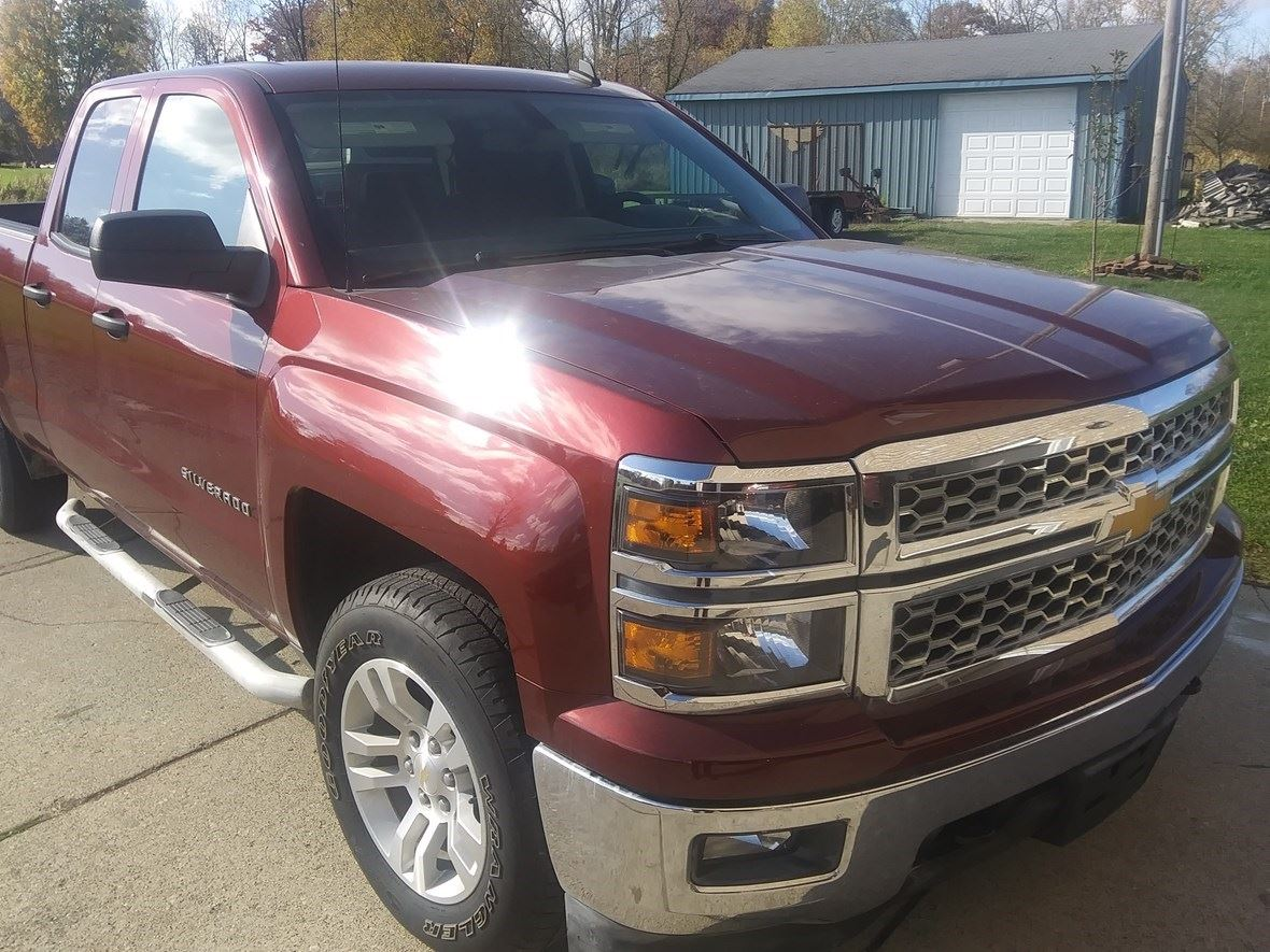 2014 Chevrolet Silverado 1500 for sale by owner in Stockbridge