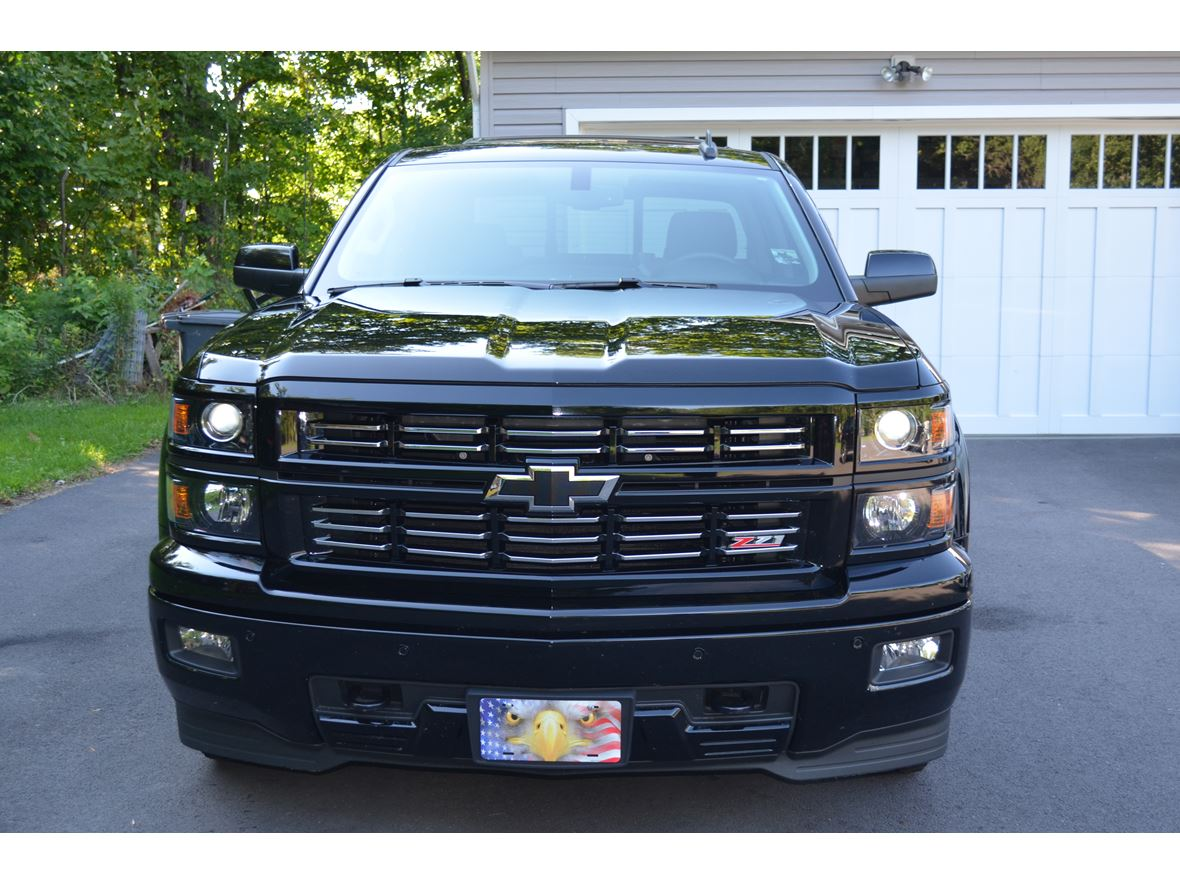 2015 Chevrolet Silverado 1500 for sale by owner in Ogdensburg