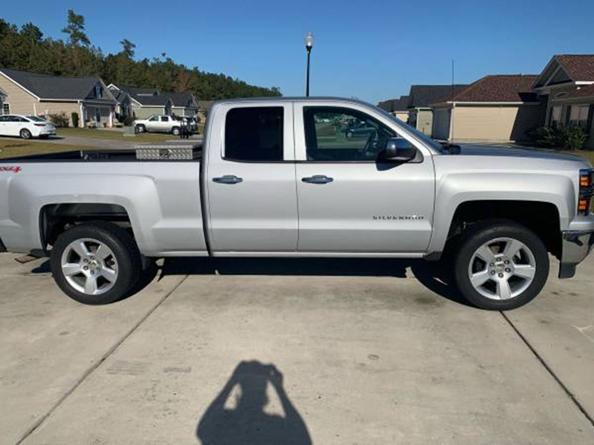 2015 Chevrolet Silverado 1500 for sale by owner in Conway
